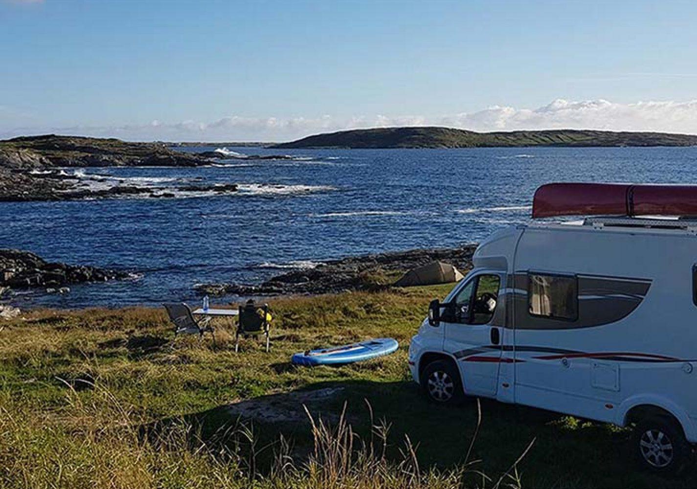 Campingplätze am Meer – Europas Top 10