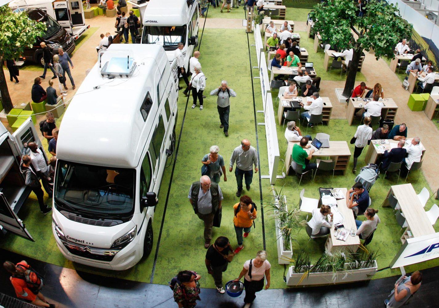 Top 3 Trends des Caravan-Salon 2019